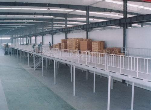 仓储设备 mc007 钢结构平台  更新时间:2018-05-11 产地:济宁市兖州区