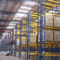 重型货架应用在化工品物流行业