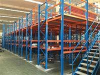 易达仓储设备专供工厂阁楼货架平台货架